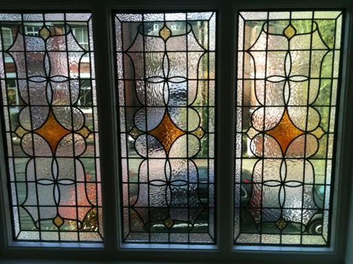 Belfield Road Didsbury Residential Stained Glass